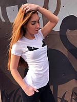 Женская футболка Tiesto-on my way