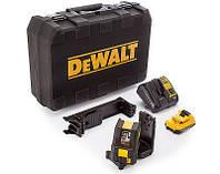 Лазерный нивелир DeWALT DCE088D1G