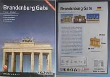 3D Пазл 40877G Бранденбургские ворота