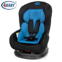 Детское Автокресло (0+/1) 0-4 года(0-18 кг)4baby - Dragon (7 цветов)Blue
