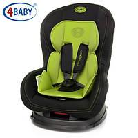 Детское Автокресло (0+/1) 0-4 года(0-18 кг)4baby - Dragon (7 цветов)Green
