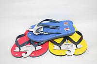 Подростковые шлепанцы вьетнамки для мальчиков оптом от фирмы Super Gear 6477 (24 пар 36-41)