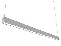 Универсальный светодиодный светильник LEDEFFECT 60Вт Стрела 1500мм