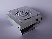 Встроенная вытяжка для маникюрного стола Dekart 3 (белая) 300 куб. м/ год