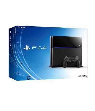 Sony PlayStation 4 (PS4) 500GB + игра: Call Of Duty Black Ops 3, фото 2