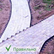 БОРДЮР ТРОТУАРНИЙ Б-150.09.05-ПП 8230/44, фото 2