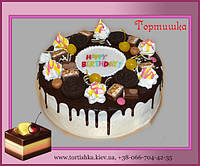 Торт Happy Birthday
