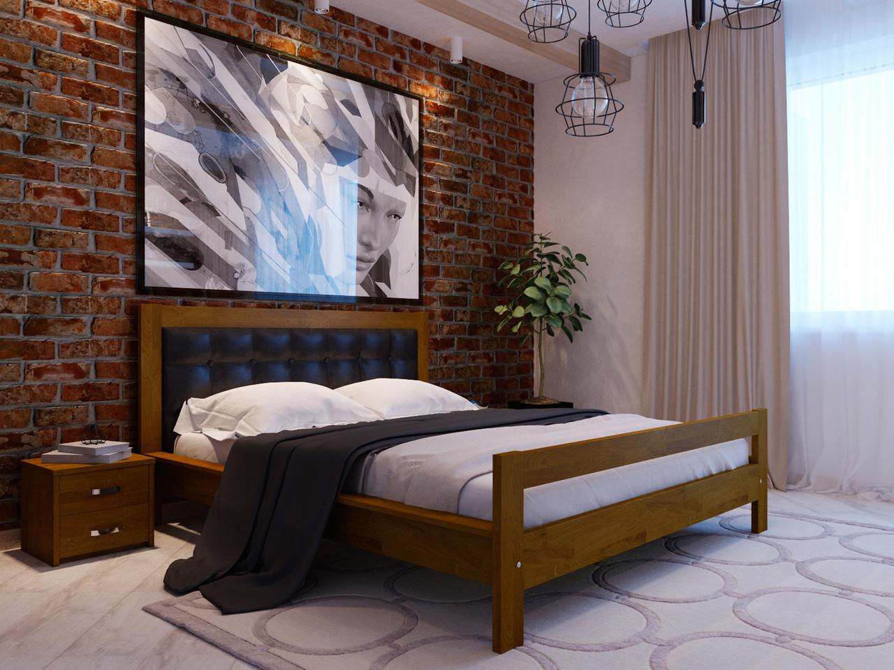 Кровать двуспальная Цезар
