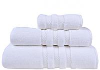 Махровое полотенце 50х90 Casual Avenue Kinsey white