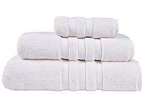Махровое полотенце 30х50 Casual Avenue Kinsey ivory