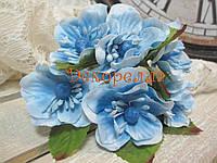 Цвет яблони (голубой)
