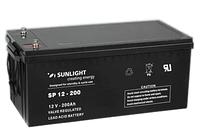 Аккумуляторная батарея SUNLIGHT серии SPB 12V - 200Ah
