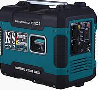 Инверторный генератор Könner&Söhnen KS 2000i S, фото 1