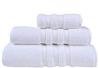 Пушистые и мягкие махровые полотенца из аэрохлопка Kinsey