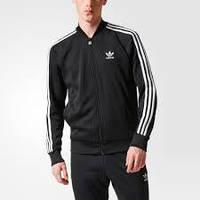 Олимпийка ADIDAS Superstar Track Jacket - Black