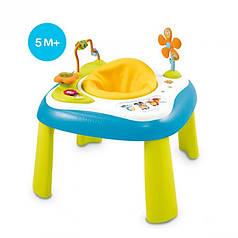 Детский развивающий стол Smoby Cotoons 110200N голубой