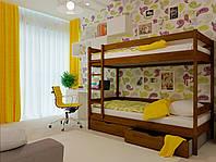 Двухъярусная кровать детская Твикс