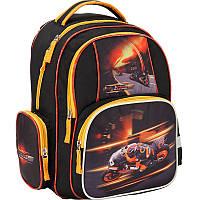 Рюкзак школьный Kite 514 Speed racing K17-514S-2, фото 1