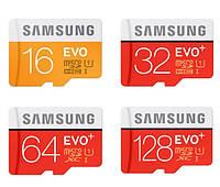 Микро СД Samsung 64ГБ 10 класс