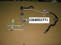 Трубка ГУРа низкого давления Geely EC-7