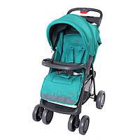 Коляска прогулочная BABY CARE CITY BC-5201 GREEN (зеленая) ***