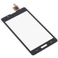 Touch screen LG P710/P713 Optimus L7 II чёрный