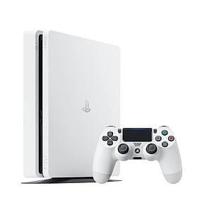 Sony PlayStation 4 (PS4) Slim 500GB White  + Far Cry 4, фото 2