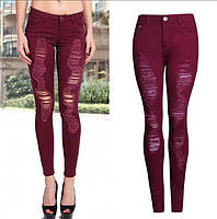 """Женские стильные джинсы """"Skinny"""""""