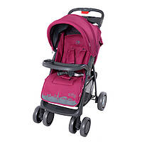 Коляска прогулочная BABY CARE CITY BC-5201 Crimson(бордо) ***