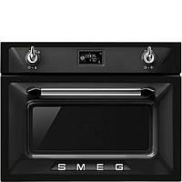Духовой шкаф с микроволновкой Smeg SF4920MCN1