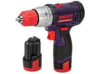 Электродрель SPARKY BUR2 10,8 Li-C HD