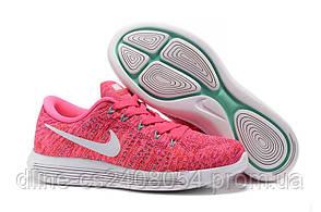 Кроссовки женские Nike LunarEpic Flyknit Low Pink