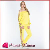 Желтый Спортивный костюм ~Sesso~ , фото 1