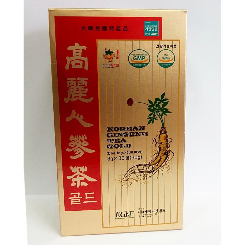Корейский женьшеневый чай 30