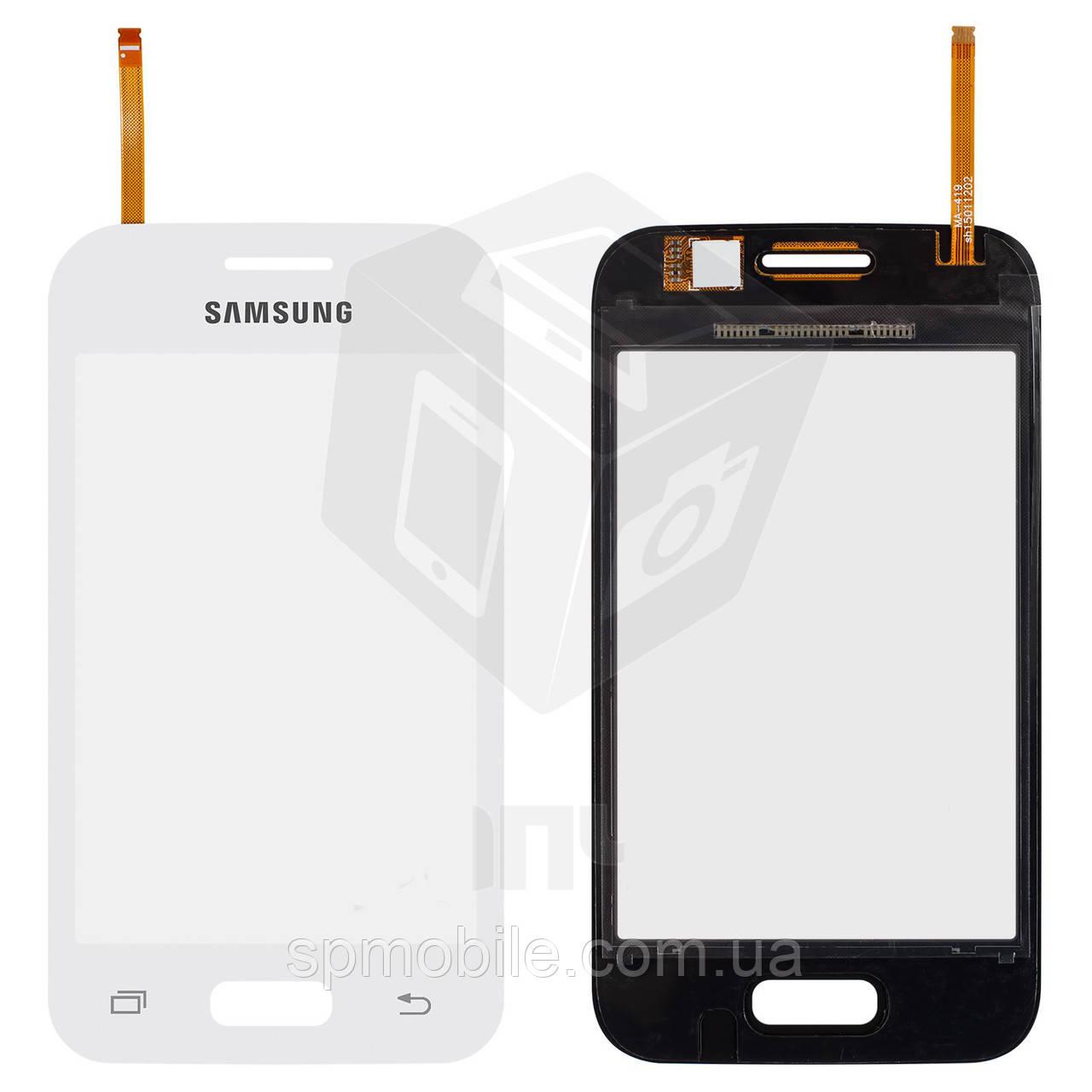Touch screen Samsung G130H білий