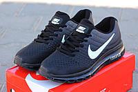 Кроссовки Nike Air Max 2017 черные 2103