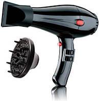 Профессиональный фен для парикмахера Magio MG-157: функция Ionic, 3 режима температуры, 2 скорости