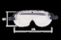 Очки защитные (поликарбонат) KING TONY 9CK-101