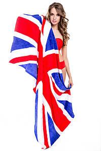 Рушник пляжний Британський прапор