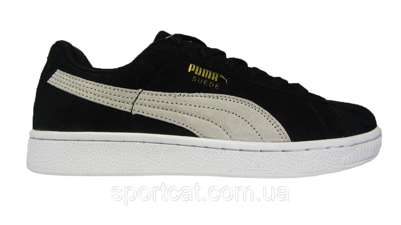 Женские кроссовки кроссовки Puma Suede Creeper x Rihanna