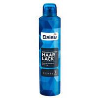 Лак для волос сильная фиксация Balea Haarlack Windresistenter Style(7), 300 ml