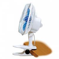Вентилятор на прищепке и подставке Nokasonic NK-160
