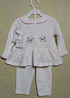 Детский комплект для крещения девочек.