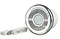 Диффузор с подсветкой ФЛ-Т 100 LED хром и трансформатором