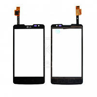 Touch screen LG X135/X145 чёрный