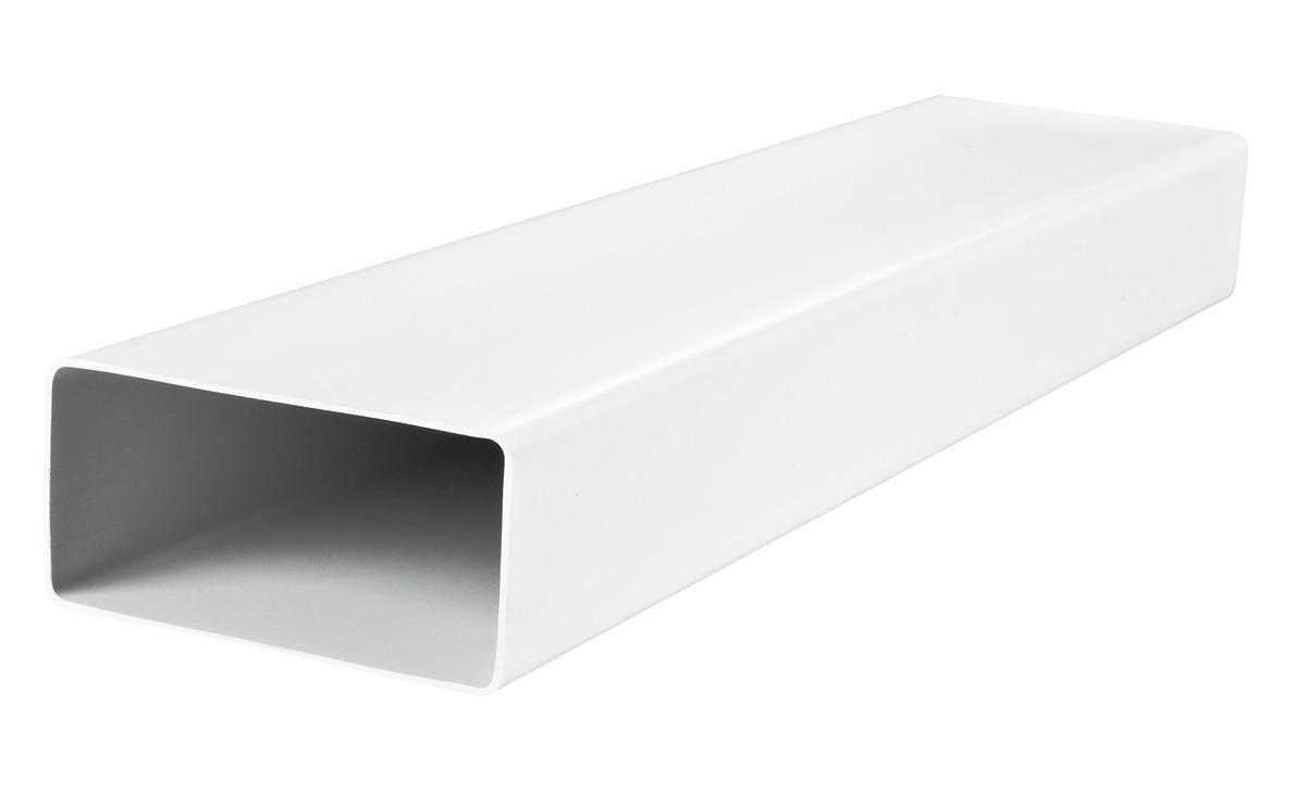 Канал пластиковый плоский 7025