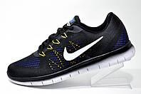 Кроссовки мужские Nike Free Run RN, Black