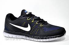 Кроссовки мужские в стиле Nike Free Run RN, Black, фото 2