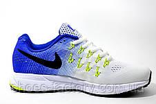 Женские кроссовки Nike Zoom Pegasus 33 White\Blue, фото 3