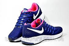 Женские кроссовки в стиле Nike Zoom Pegasus 33 Dark Blue\Pink, фото 2